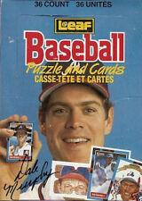 1988 Leaf / Donruss Bilinqual Baseball Cards, Fill Your Set! Pick 20