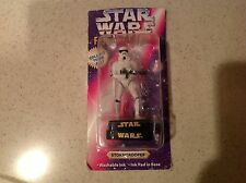 Collectible Star Wars Figurine Stamper Stormtrooper NIP 1997 Roseart