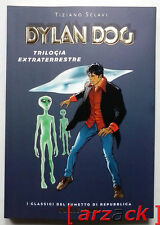 I GRANDI CLASSICI DI REPUBBLICA Serie Oro 11 DYLAN DOG - Trilogia extraterrestre