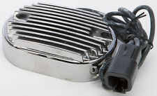 HARDDRIVE REGULATOR (CHROME) Fits: Harley-Davidson FLST Heritage Softail,FLSTC H