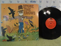 Stone The Crows, Polydor Records 24-4019, 1970 Gatefold BLUES ROCK, Classic Rock