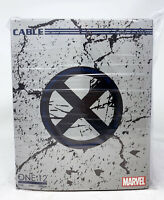 Mezco Toyz One:12 Collective Marvel Comics Cable 1/12 Scale Figure New In Stock