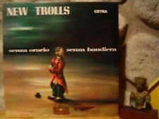 NEW TROLLS Senza Orario, Senza Bandiera LP/Italy Psych