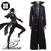 Persona5 P5 JOKER Kaitou Cosplay Costume Game Protagonist Uniform Full Set New