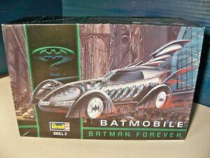 1995 Revell Model Kit-The Batmobile, Batman Forever