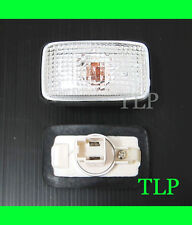 PAIR CLEAR GUARD SIDE TURN SIGNAL LIGHT INDICATOR FOR NISSAN NAVARA D22 98 FIT