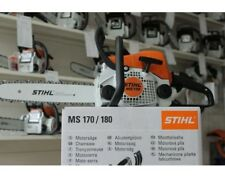 Stihl MS 180 Motorsäge Kettensäge Benzin ohne Schneidegarnitur