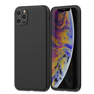 Hülle iPhone 12 11 / Pro / Max Mini - Silikon Handy Case Tasche Schutzhülle