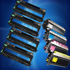 8PK TN210 DR210 TONER+DRUM COMBO Brother HL-3040CN /3045CN, MFC-9125CN 9320 9325