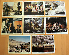 HELLER IN PINK TIGHTS color photos LOBBY CARD SET Anthony Quinn SOPHIA LOREN