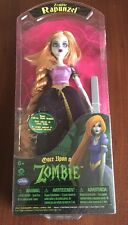 Once Upon A Zombie Rapunzel Doll BNIB Fairy Tale Princess Toy Collector Stand