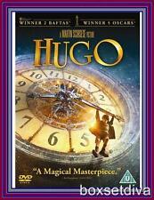 HUGO - Asa Butterfield & Chloë Moretz  **BRAND NEW DVD **