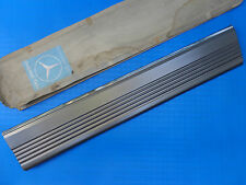 Mercedes Benz W126 front right door trim moulding 380SEC 500SEC 1266901240 OEM