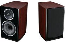 WHARFEDALE Diamond 11.2 Bookshelf Speakers Paire palissandre Best courbé haut-parleur