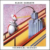 BLACK SABBATH - TECHNICAL ECSTASY Remaster CD ~ OZZY OSBOURNE 70's METAL *NEW*