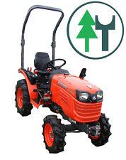 Kleintraktor Allrad Traktor Kubota B2420 Straßenzulassung Schlepper NEU