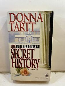 The Secret History - Donna Tartt (1993, Paperback)