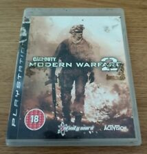 Call Of Duty Modern Warfare 2 COD Sony Playstation 3 PS3 Game FREE POSTAGE
