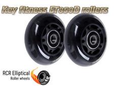 New roller wheels for Key fitness ET850D Elliptical  Exercise Machine  parts