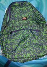 Dickies Backpack navy/green New