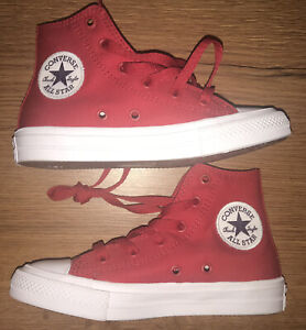 Converses All Star T 30 CHAUSSURES Baskets Rouges Com Neuves