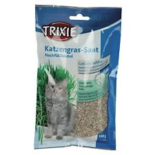 Trixie Organic Cat/Kitten Grass Seed Refill for 4235 Grow Your Own Aid Digestion