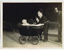 Photo Blanc et Demilly - Charlot - Tirage argentique d'époque 1930 -