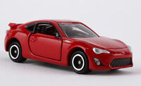 NEW TOMICA 46 DIECAST CAR TOYOTA 86 (RED COLOR) 438984