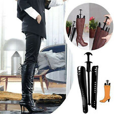 free postage Two pairs of automatic black boot trees//boot shapers UK seller