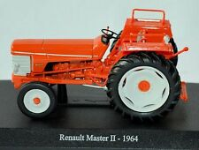 Uh Renault Master II modelo 1964 naranja tractor Trekker 1 43