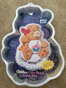 1983 Wilton Care Bear 2105-1793