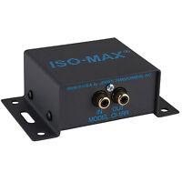 Jensen Iso-Max CI-1RR RCA Mono Line Input Isolator Hum Elimi