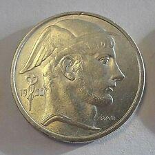 50 Francs 50 Frank Mercure Baudouin Charles 1948 ==> 1954 FR NL Belgique Belgïe
