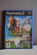 SONY PLAYSTATION 2 - PS2 - ALEXANDRA LEDERMANN - PAL Fr