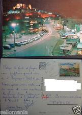 POSTAL DE PEÑISCOLA . VISTA NOCTURNA . CASTELLON . MIRA MAS EN MI TIENDA CC3197