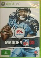 XBox 360 Madden NFL 08