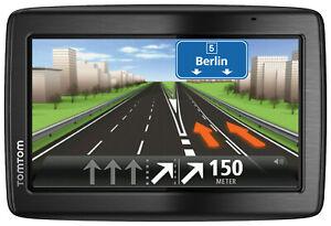 TomTom Via 130 EUROPA 45 Länder IQ Handy Freisprechen Fahrspurassist EU GPS Navi