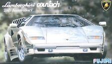 FUJIMI 12551 Lamborghini Countach 25th Anniversary (RS-11) in 1:24