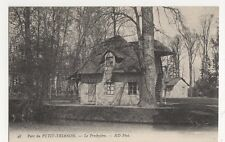 France, Parc du Petit Trianon, Le Presbytere ND 48 Postcard, B235