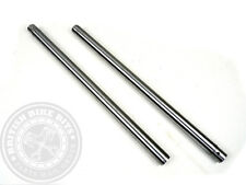 Fork Stanchions (Pair) - Triumph T20 Cub Light Weight 1957-66
