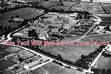 LC 52 - Aerial View, Narborough Mental Hospital, Leicestershire - 6x4 Photo