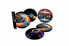 ELECTRIC LIGHT ORCHESTRA OUT OF THE BLUE DOPPIO VINILE LP PICTURE DISC NUOVO