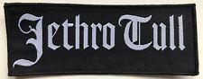 JETHRO TULL - Logo - 12 cm x 4,7 cm - Patch - 165731