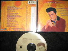 CD a Tribute to Elvis Presley - Johnny Cash Jerry Lee Lewis Billy Adams Rock oi