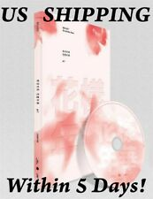US SHIPPING BTS [In The Mood For Love Pt.1] Pink 3rd Mini CD+PhotoBook+Card