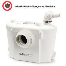 TNT Trade H400 WC Hebeanlage - Weiß