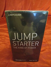DBPOWER DJS50 800A 18000mAh Portable Car Jump Starter