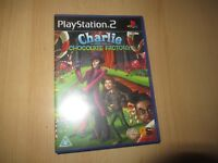 Charlie and the Chocolate Factory (PS2)  mint collectors  pal version