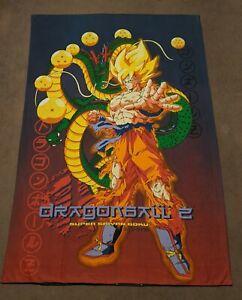 Vintage Dragonball Z Super Saiyan Goku Single Bed Doona Quilt Cover Cotton