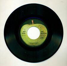 "The Beatles Hey Jude & Revolution Apple 2276 45 Rpm Vinyl 7"" With Orig. Sleeve"